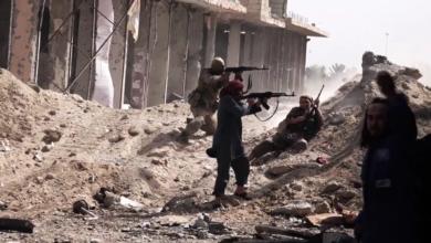 ISIS video Deir Ezzor