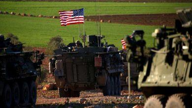 1327336 القوات الأمريكية فى سوريا 5