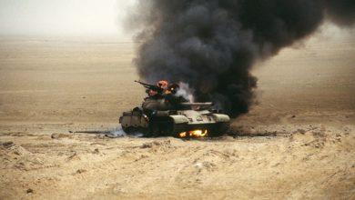 1 tank irak voyna ogon 1920x1200