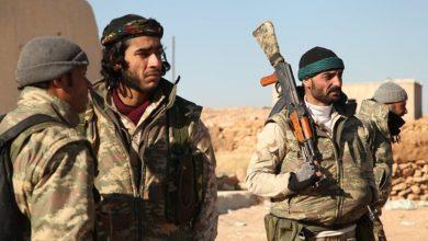 YPG fighters Raqqa December 2016