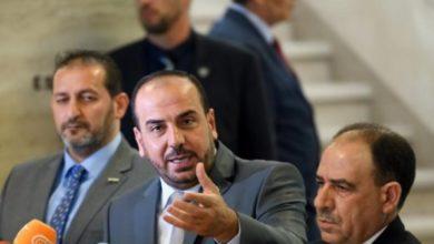 90 233527 nasr hariri leads syrian delegation geneva 700x400