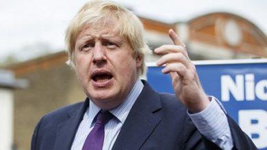 Boris Johnson New