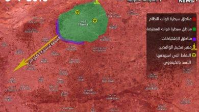 douma map 1