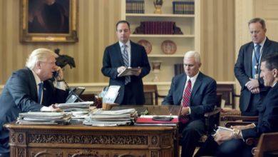 trump putin white house phone call