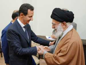 Assad and Iran25022019 1