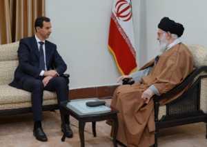 Assad and Iran25022019 2