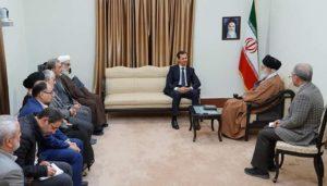 Assad and Iran25022019 3