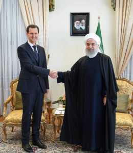 Assad and Iran25022019 4