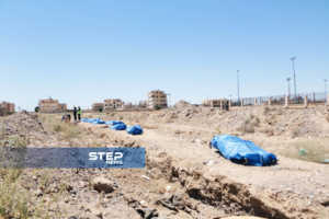 Mass graves isis 25022019