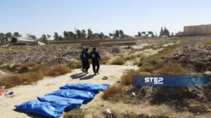 Mass graves isis 250220194