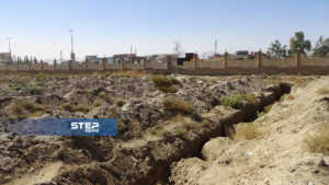 Mass graves isis 250220195