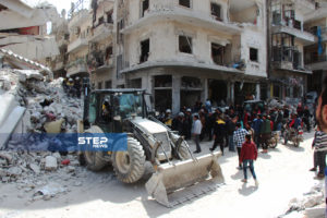 مفخخة في جسر الشغور إدلب 4