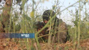دفعة من مقاتلي اللواء 211 في الجيش الوطني 1