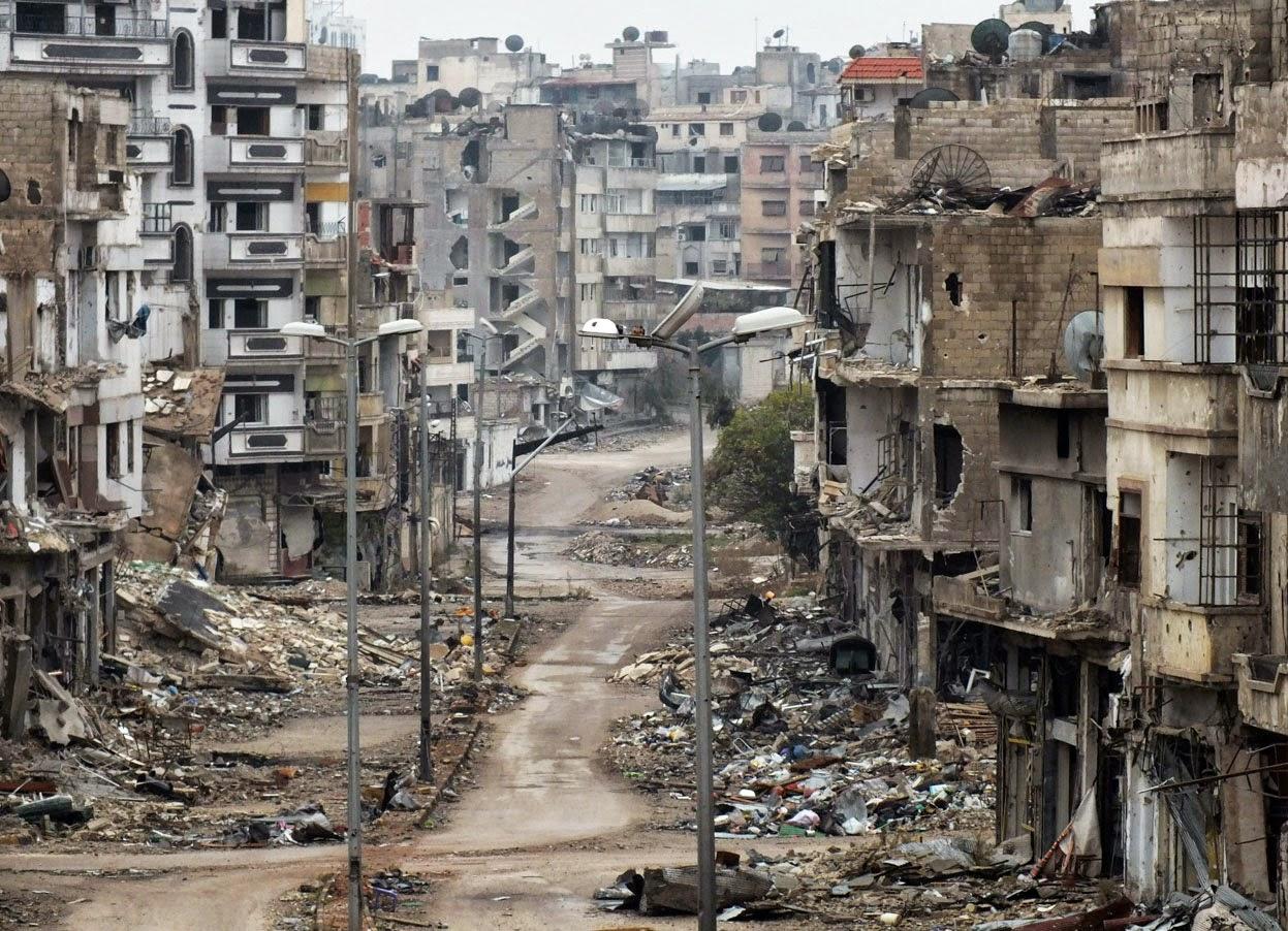اعمار سوريا