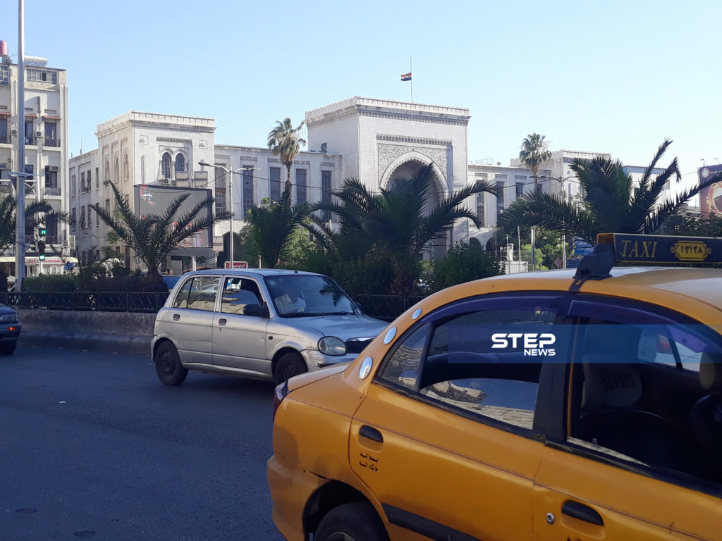 """كاميرا وكالة """"ستيب الإخبارية"""" ترصد أحياء العاصمة دمشق"""