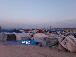 عدسة ستيب نيوز ترصد صور من داخل مخيم الهول بريف الحسكة الجنوبي الشرقي