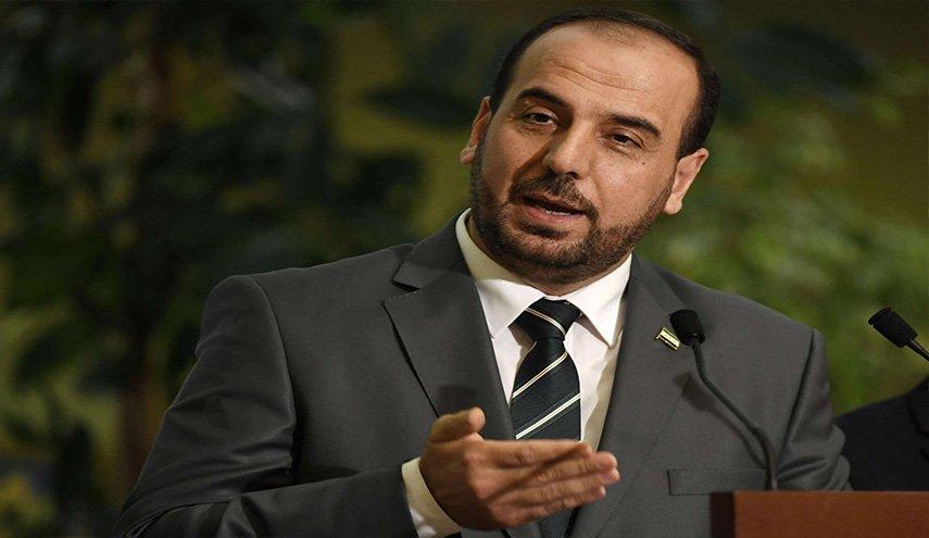 هيئة التفاوض تُعلن توقّف العملية السياسية في سوريا