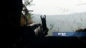 شاهد بالصور رباط قوات المعارضة على محاور جبل التركمان بريف اللاذقية