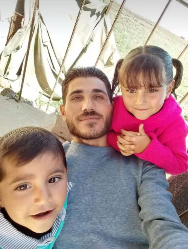 أبو هزاع جبهة ثوار سوريا