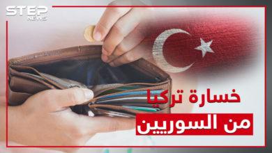 شاهد حجم الخسائر التي ستتكبدها تركيا في حال أقدمت على ترحيل اللاجئين السوريين!!