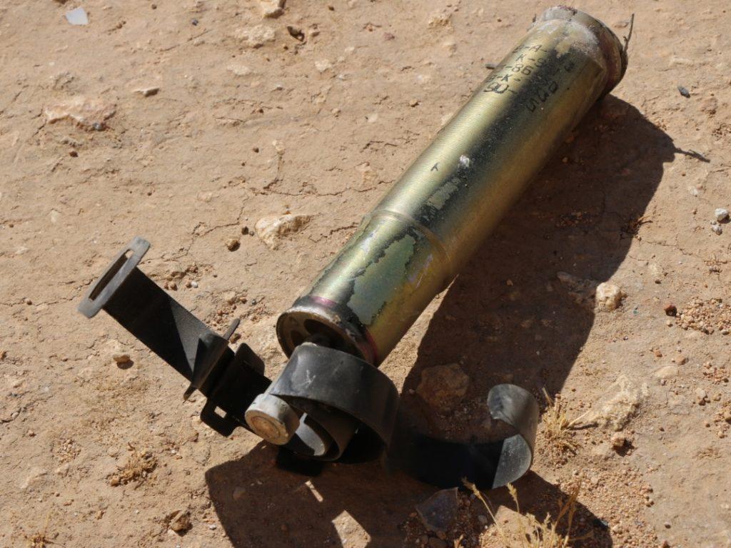 """بالصور.. روسيا تختبر قنابل عنقودية محمّلة بـ حشوات """"مسمارية"""" في إدلب.. تعرف عليها"""
