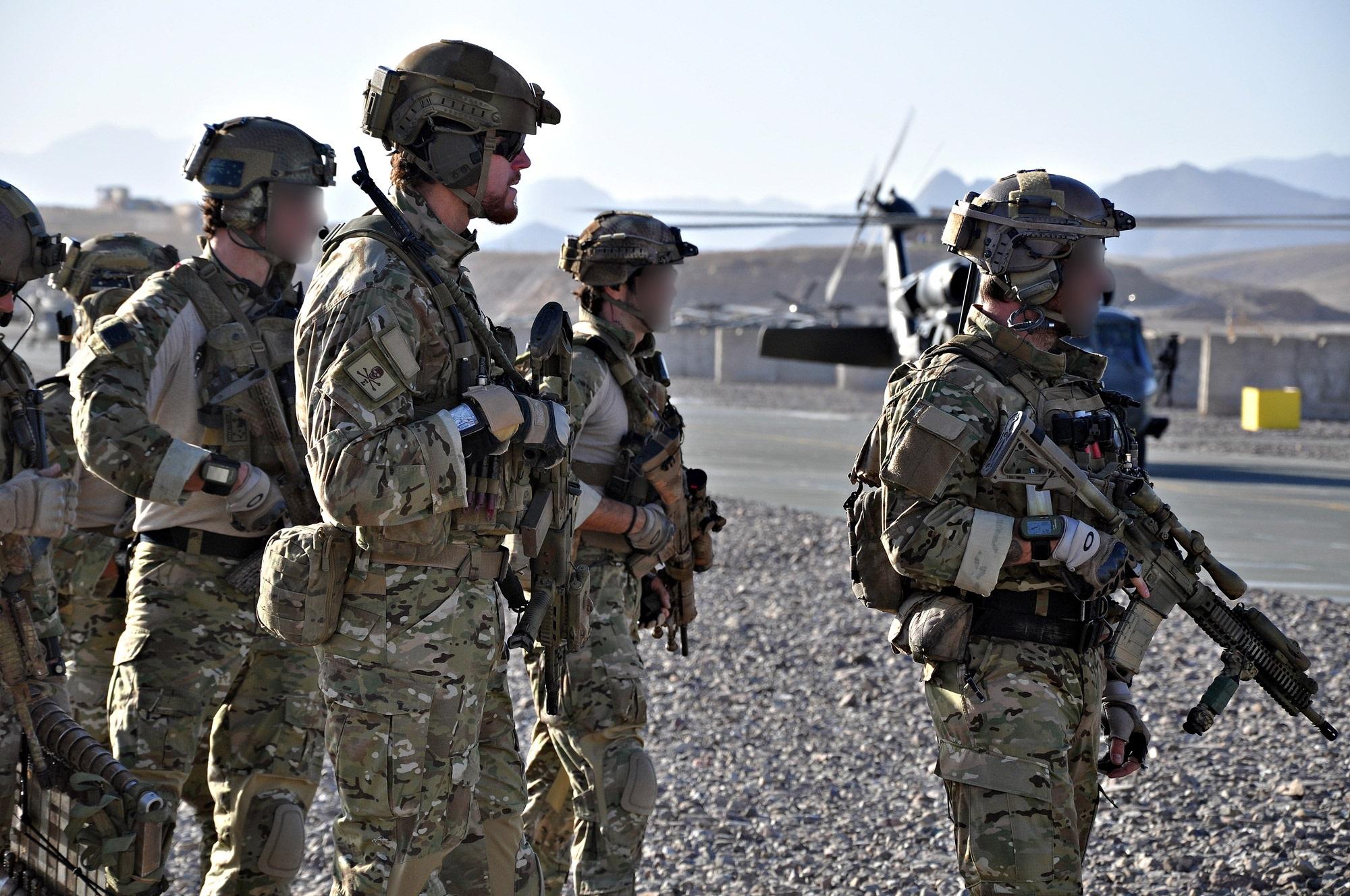 القوات الخاصة البريطانية تدرس خطة لاستهداف المصالح الروسية في سوريا