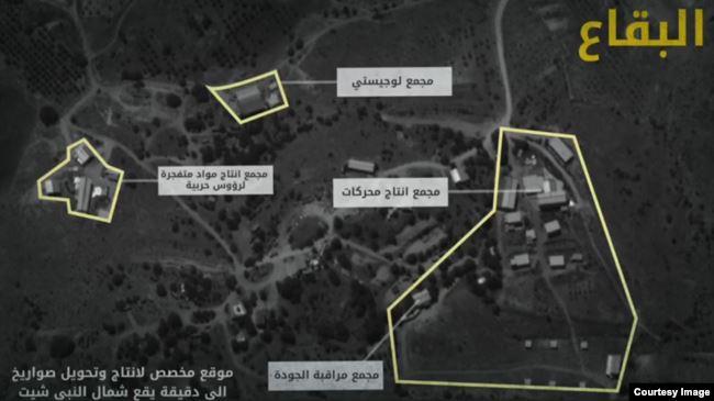 الكشف عن عن أكبر قاعدة إيرانية بسوريا.. وأخرى لتصنيع الصواريخ بلبنان (صور)