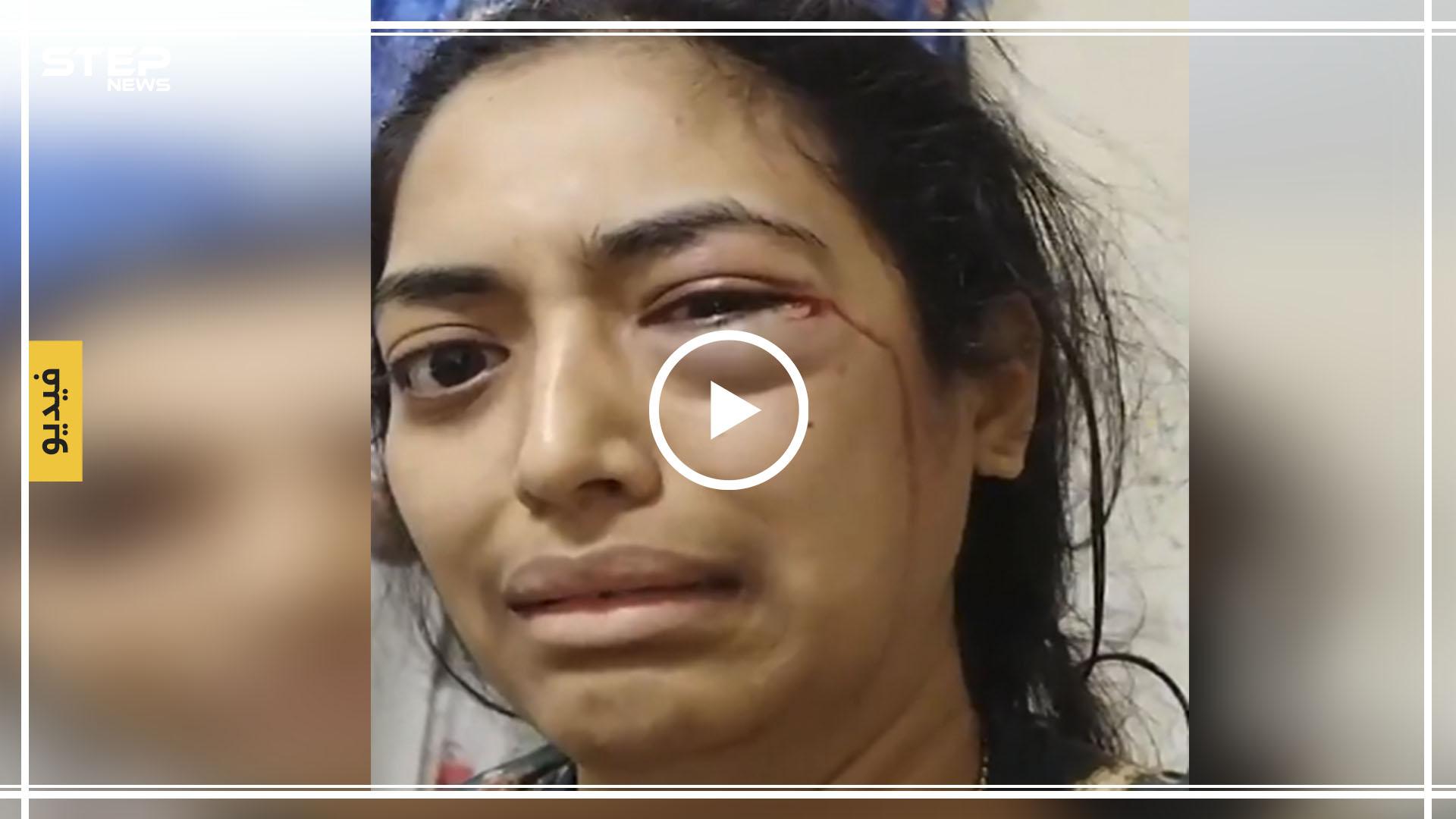 تويتر  ينقذ هندية من تعذيب زوجها وضربه لها.. والسلطات الإماراتية تتحرك(فيديو) - وكالة ستيب الإخبارية