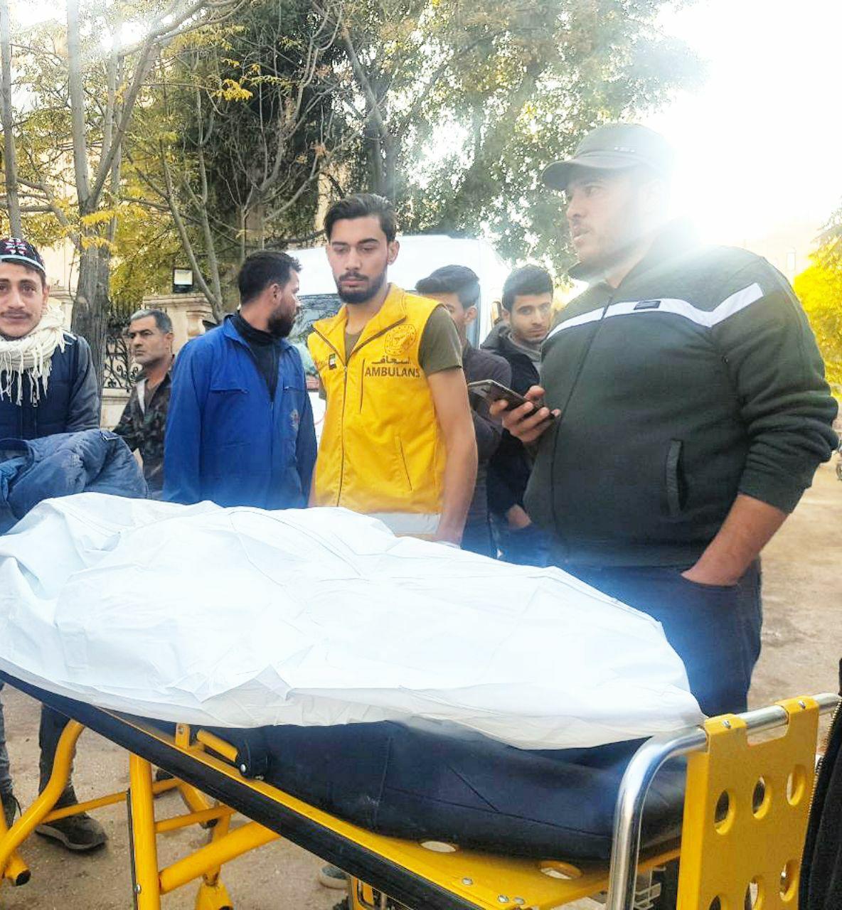 قتيل وجرحى بقصف صاروخي لقسد على اعزاز شمالي حلب
