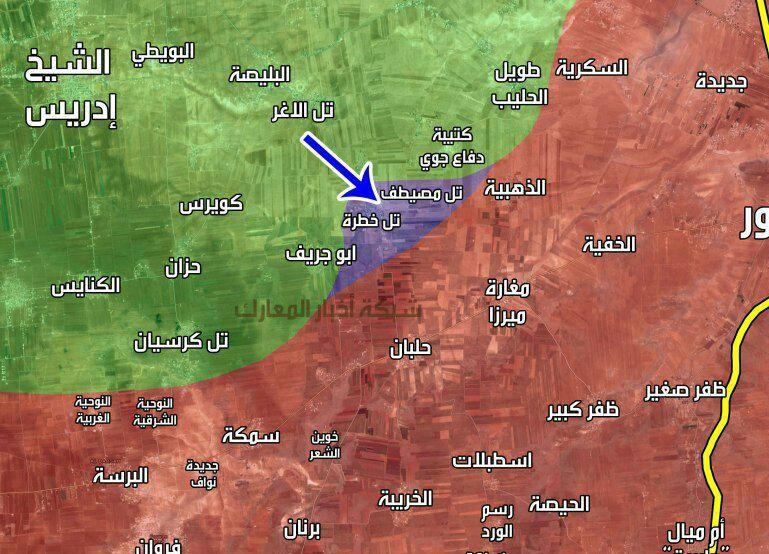 بالخريطة|| المعارضة تستعيد السيطرة على مناطق جديدة شرقي إدلب.. وأنباء عن قتلى روس