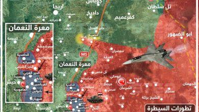 map of idleb 227012020