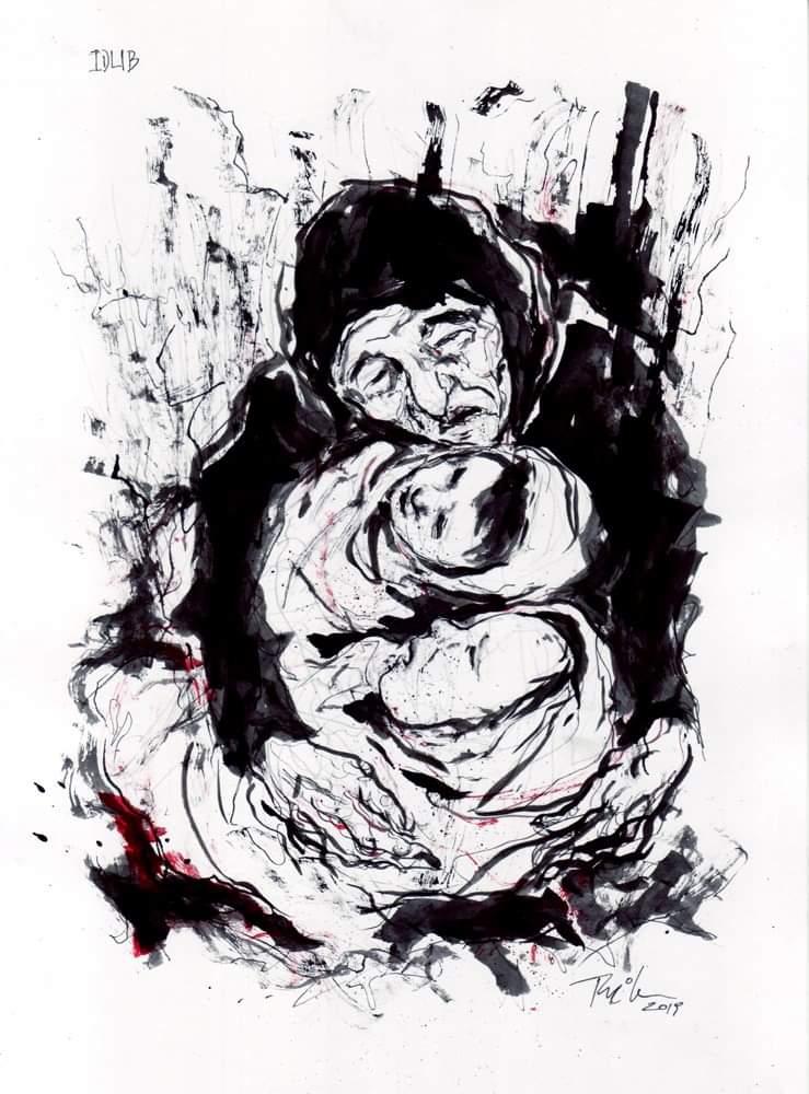 كاريكاتير || مشهد من إدلب السورية