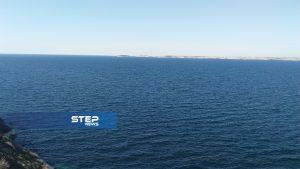 صور تظهر جانب من بحيرة الفرات وسد الفرات بمدينة الطبقة بريف الرقة الغربي