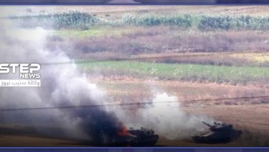 distroy tank idleb 225022020