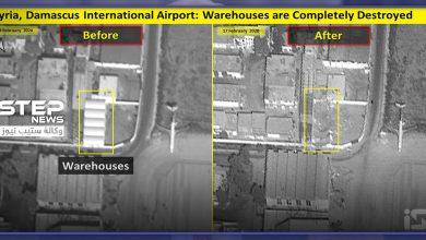 israelan air strike 218022020