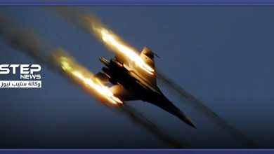 russian air strike 220022020