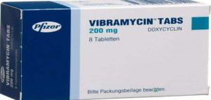 فيبراميسين Vibramycin