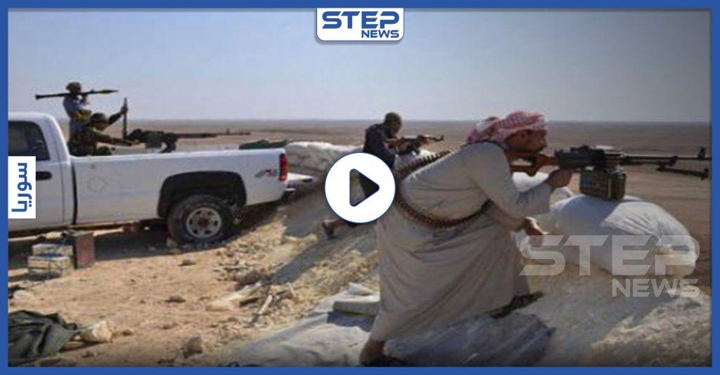 بالفيديو   اشتباك دموي بين  داعش  وأبناء عشيرة في مخيم للنازحين بريف ديرالزور يخلف قتلى وجرحى - وكالة ستيب الإخبارية