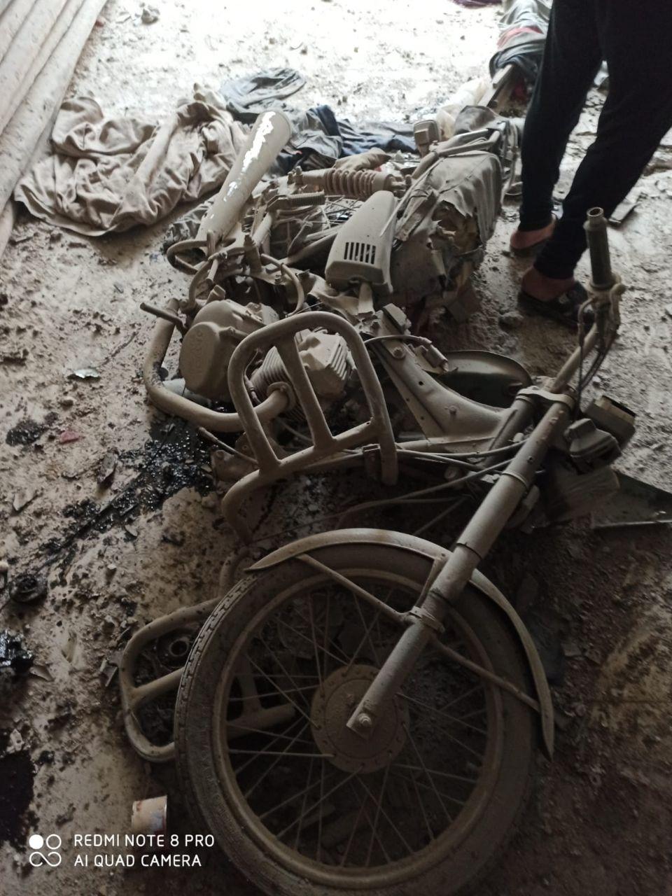 """قتلى وجرحى بقصفٍ من """"قسد"""" على عفرين والأتراك يردون بالمدفعية (صور)"""