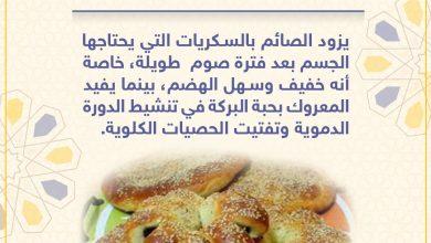 معلومة رمضانية - المعروك