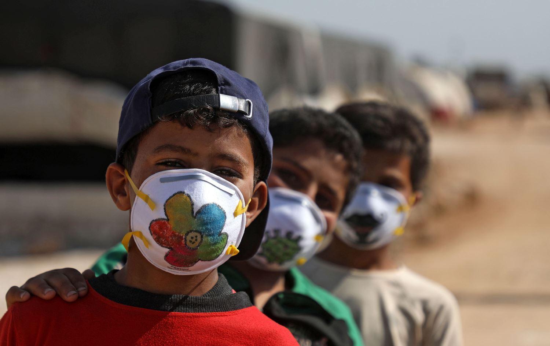35 مليون دولار لمواجهة كورونا في إدلب من منظمة الصحة العالمية