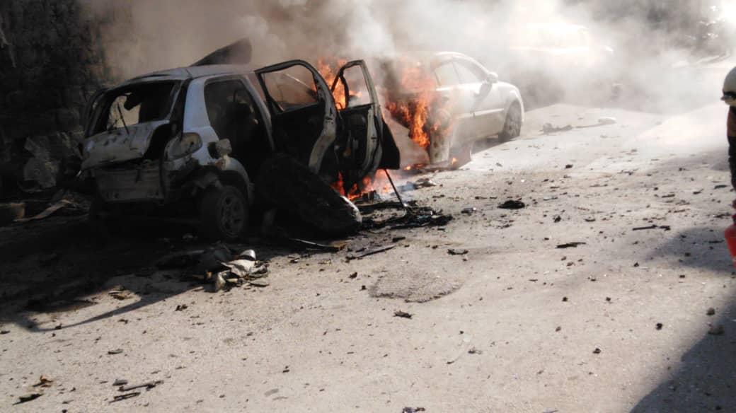 """""""تحرير الشام"""" تفقد قيادي بعملية اغتيال وتفرج عن """"أبو علي جرجناز"""" الموالي لتركيا (صور)"""