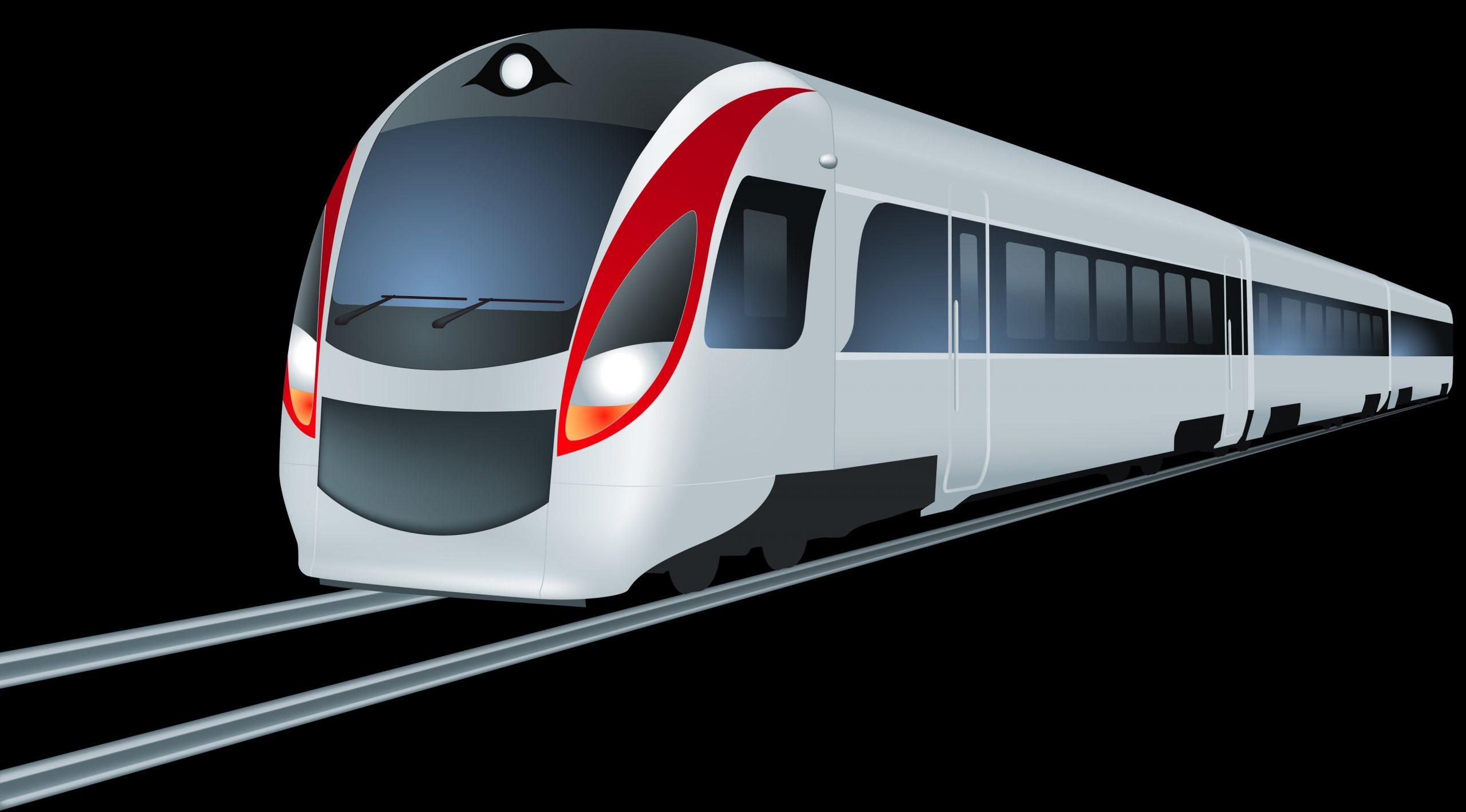القطار في الحلم scaled