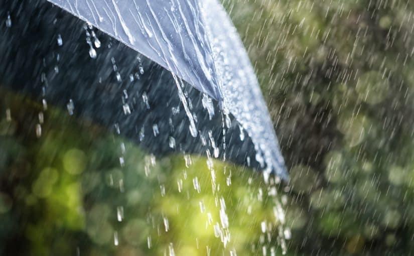 حلم المطر في المنام 1