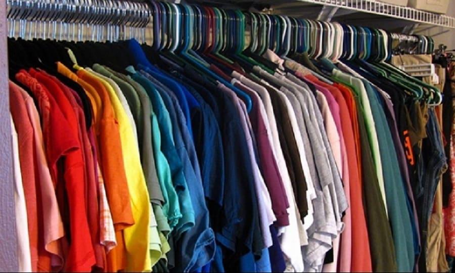 حلم رؤية الملابس في المنام