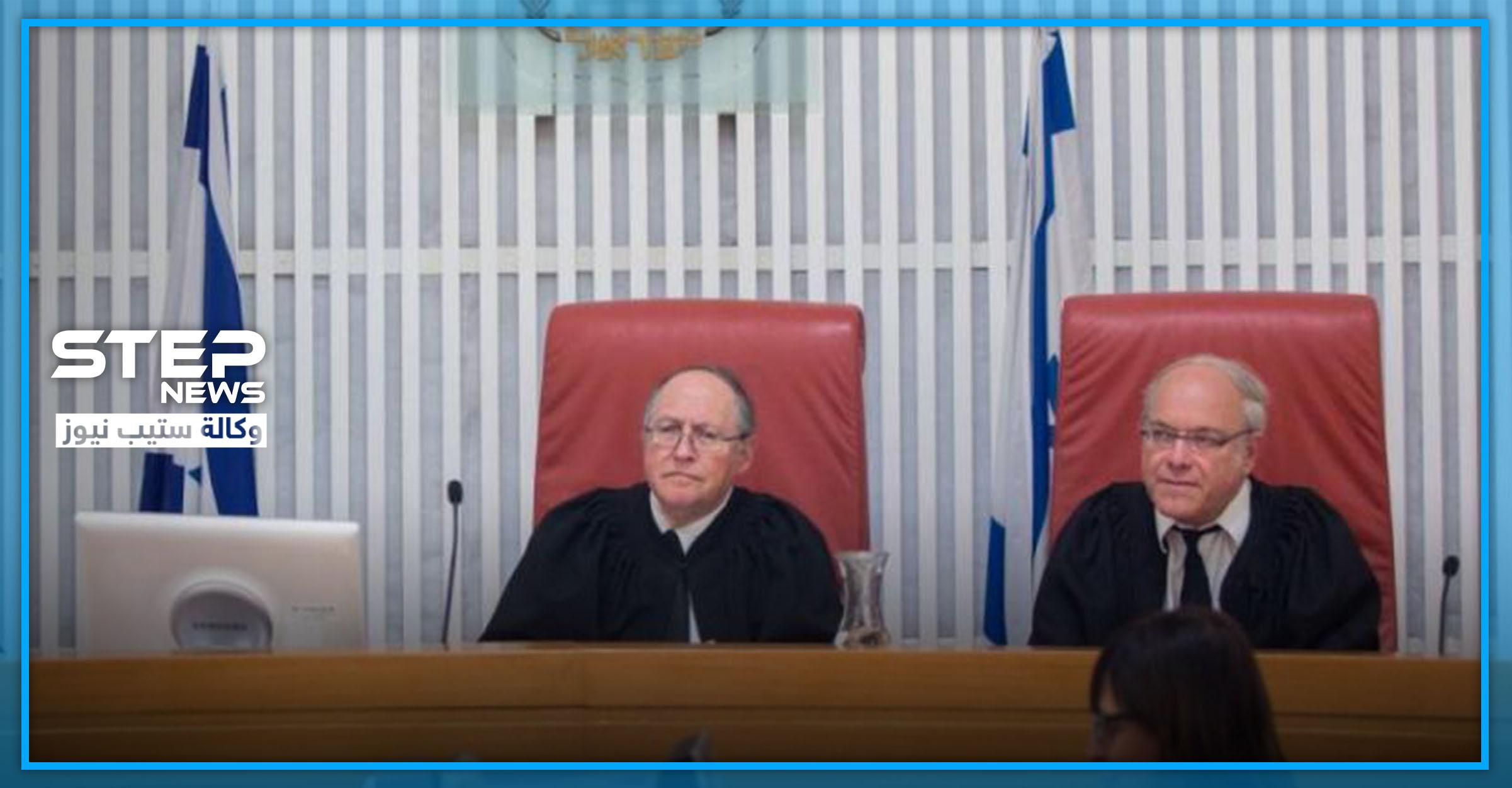 رئيس وزراء اسرائيلي يخضع للمحاكمة