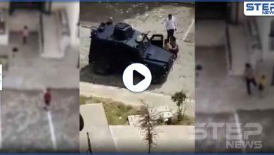 بالفيديو|| الشرطة التركية تطلق النار على أطفال يلعبون في الحديقة لكسرهم حظر التجوال