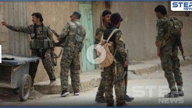 بالفيديو|| تسريب من جوال أحد مقاتلي ميليشيا قسد لإعدام وإحراق عائلة عربية بينها طفل