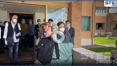 موظفة إغاثية إيطالية تشهر إسلامها بعد تحريرها من اختطاف دام أكثر من عامين (فيديو)