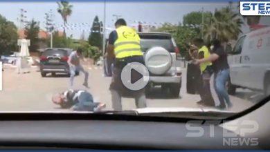 بالفيديو|| الشرطة الإسرائيلية تقتل شاباً فلسطينياً أمام عيون والدته